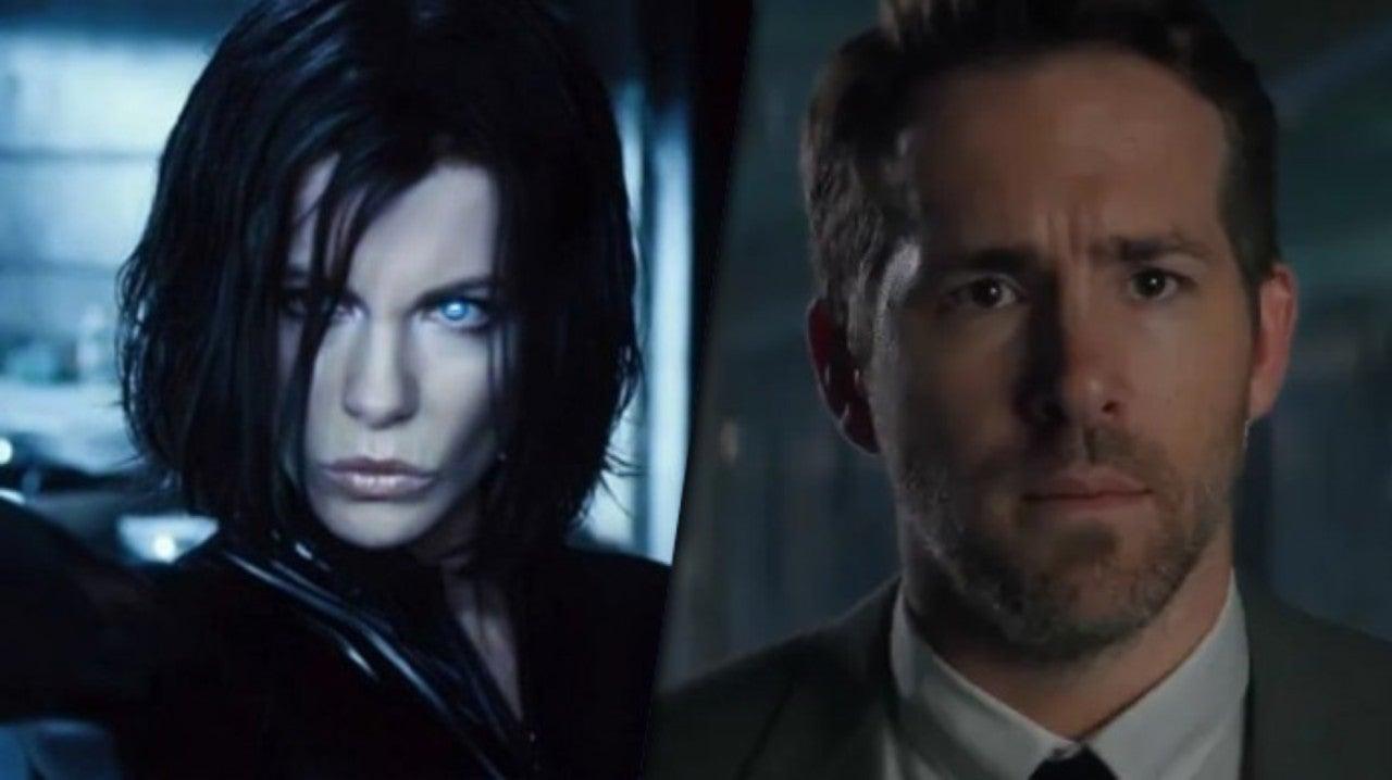 Kate Beckinsale Claims She Looks Exactly Like Deadpool Star Ryan Reynolds