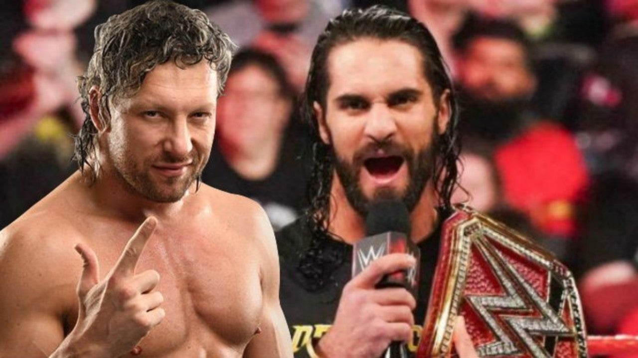 AEW's Kenny Omega Names His WWE Dream Opponents, Addresses the Seth Rollins Comparisons