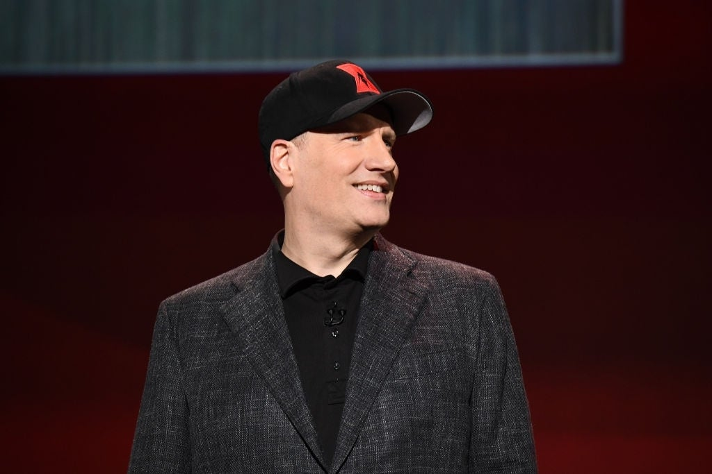 kevin feige comic-con