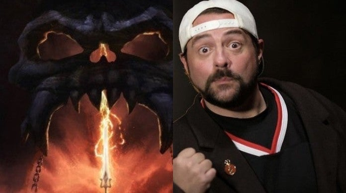 Kevin Smith Masters of the Universe Revelation Netflix