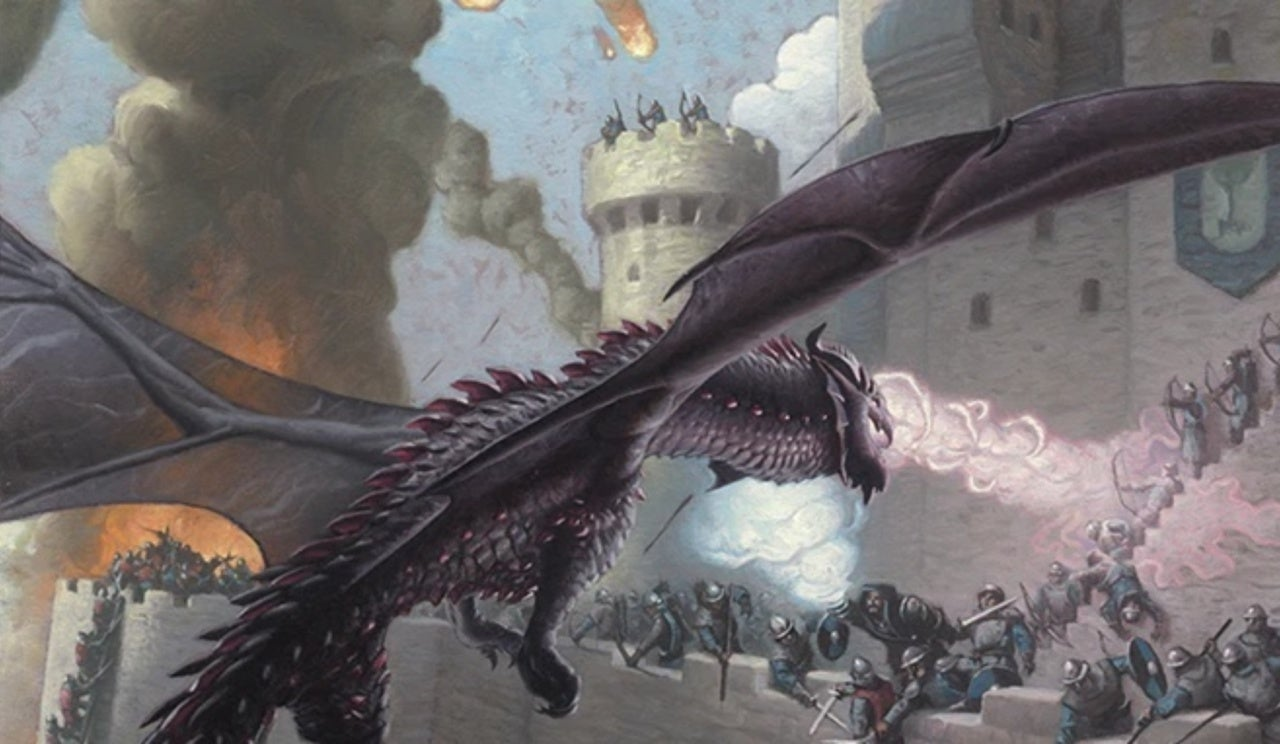 Matt Colville Adds Kingdoms and Warfare to Dungeons & Dragons