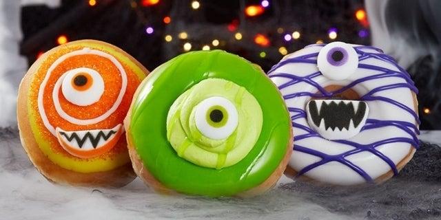 krispy kreme monster batch doughnuts