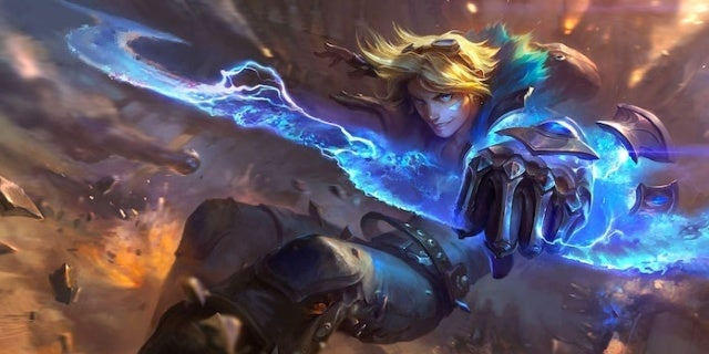 League of Legends Fighting Game First Look Revealed
