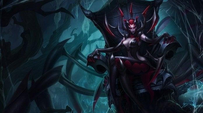 League of Legends Elise
