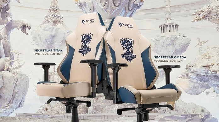 League of Legends Secretlab1