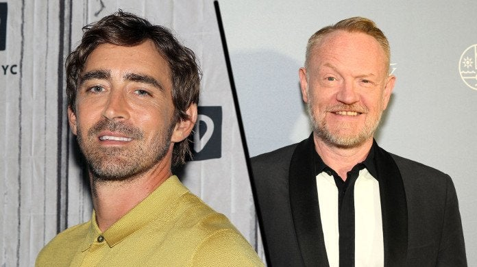 Lee Pace Jared Harris Foundation