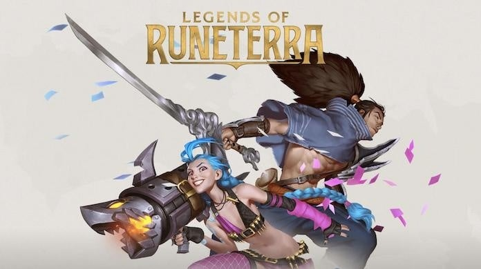 legends of runeterra 1