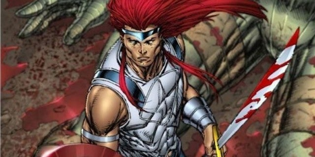 Marvel Almost Published Killraven by Rob Liefeld and Robert Kirkman