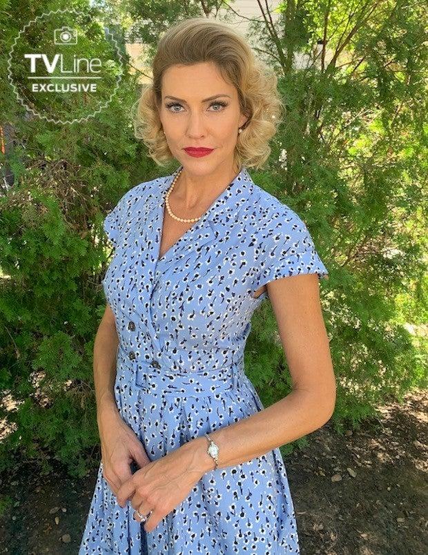 Lucifer Final Season 5 Tricia Helfer as Mum Charlotte Richards