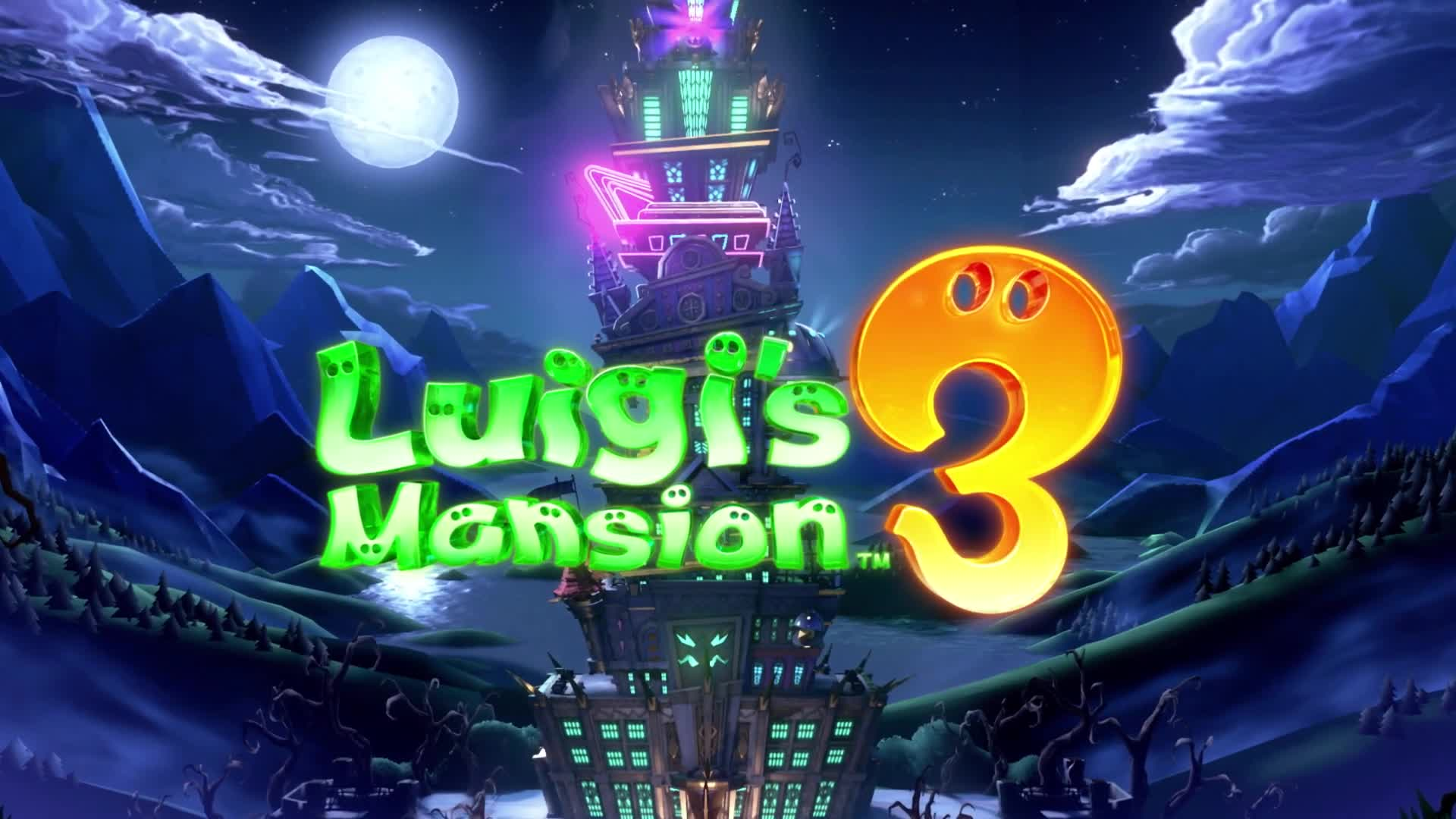 Luigi's Mansion 3 - E3 2019 Spotlight [HD] screen capture
