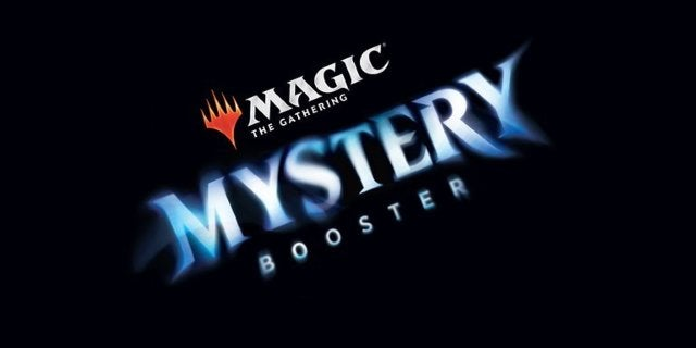 Magic: The Gathering to Release Mystery Boosters