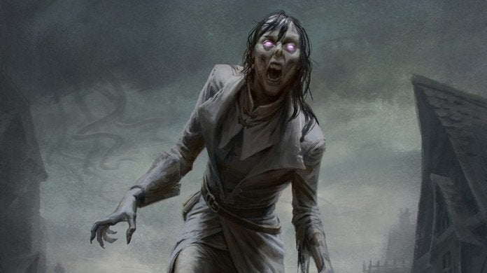 Magic the Gathering Zombies Field of the Dead