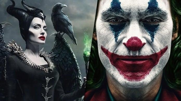 maleficent 2 joker box office