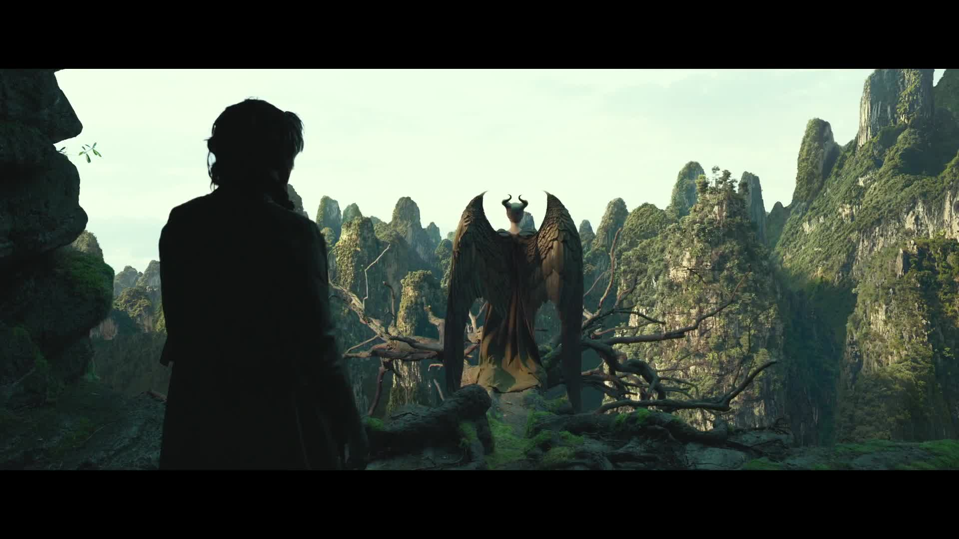 Maleficent: Mistress of Evil - 2 New Movie Clips [HD] screen capture