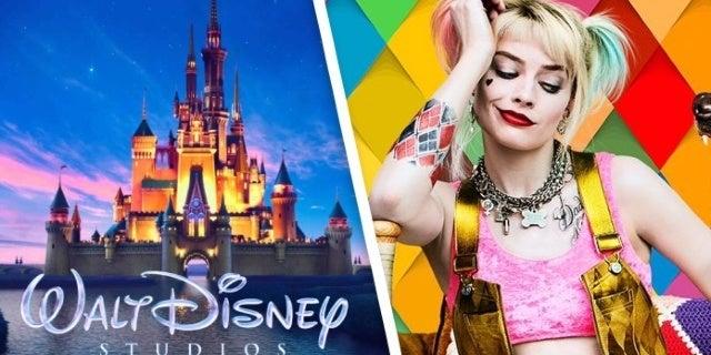 Margot Robbie Wants a Disney Project