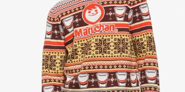 Your Quest for a Maruchan Ramen Ugly Christmas Sweater is Over
