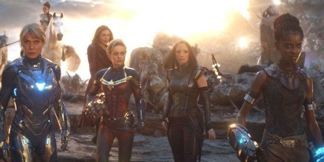Marvel A-Force Female Avengers Movie Brie Larson Kevin Feige