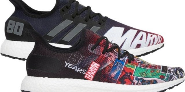 Marvel's 80th Anniversary Adidas AM4 Joe Quesada Sneakers Are Available Now