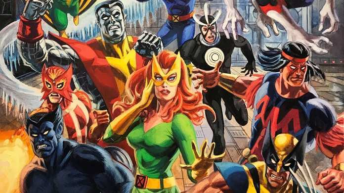 Marvel Anthology Alex Ross