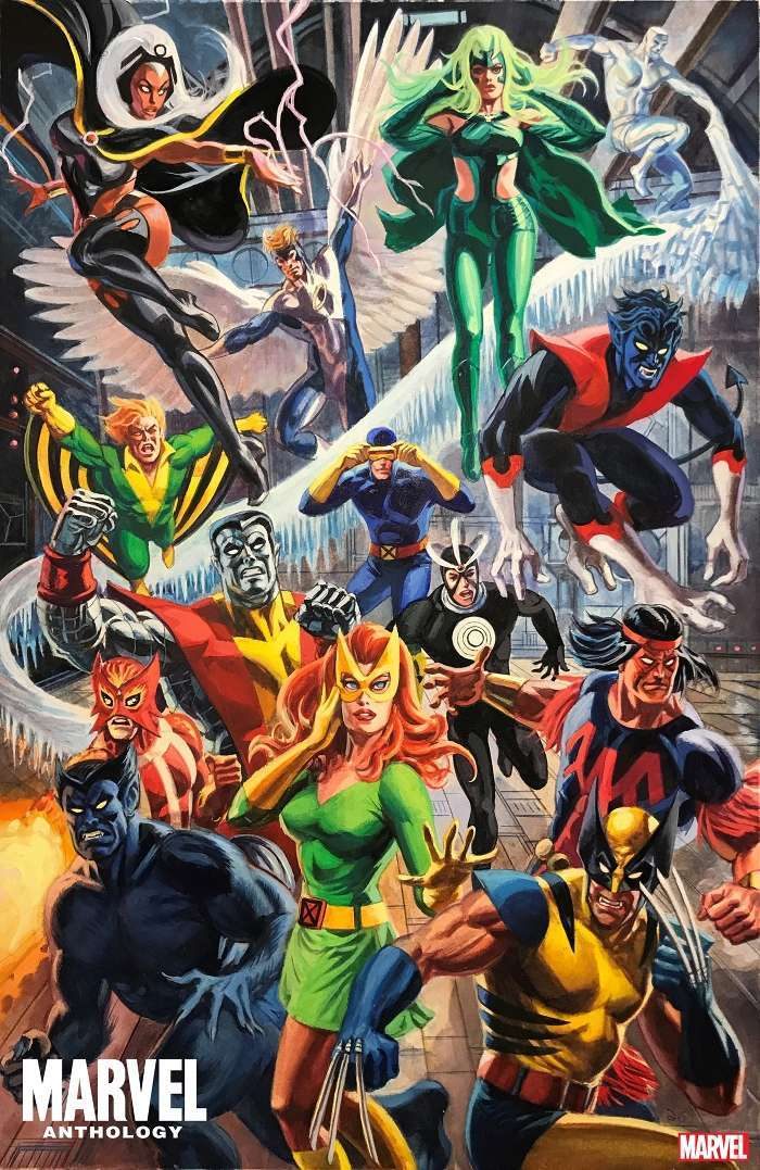 marvel anthology joe jusko cover 1