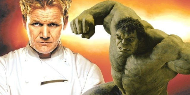Avengers Hulk Meme Comparing Him to Gordon Ramsay Goes Viral
