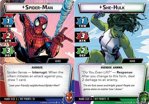 Marvel-Champions-Heroes-She-Hulk-Spider-Man