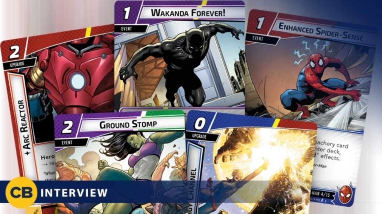 Marvel Champions Designer Breaks Down How a Turn Works