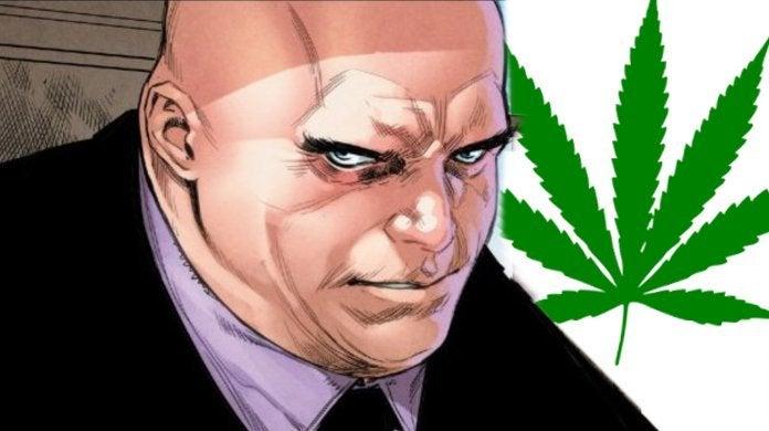 Marvel Comics Legalize Marijuana Weed Daredevil 12 2019