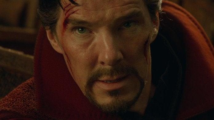 Marvel Doctor Strange Benedict Cumberbatch