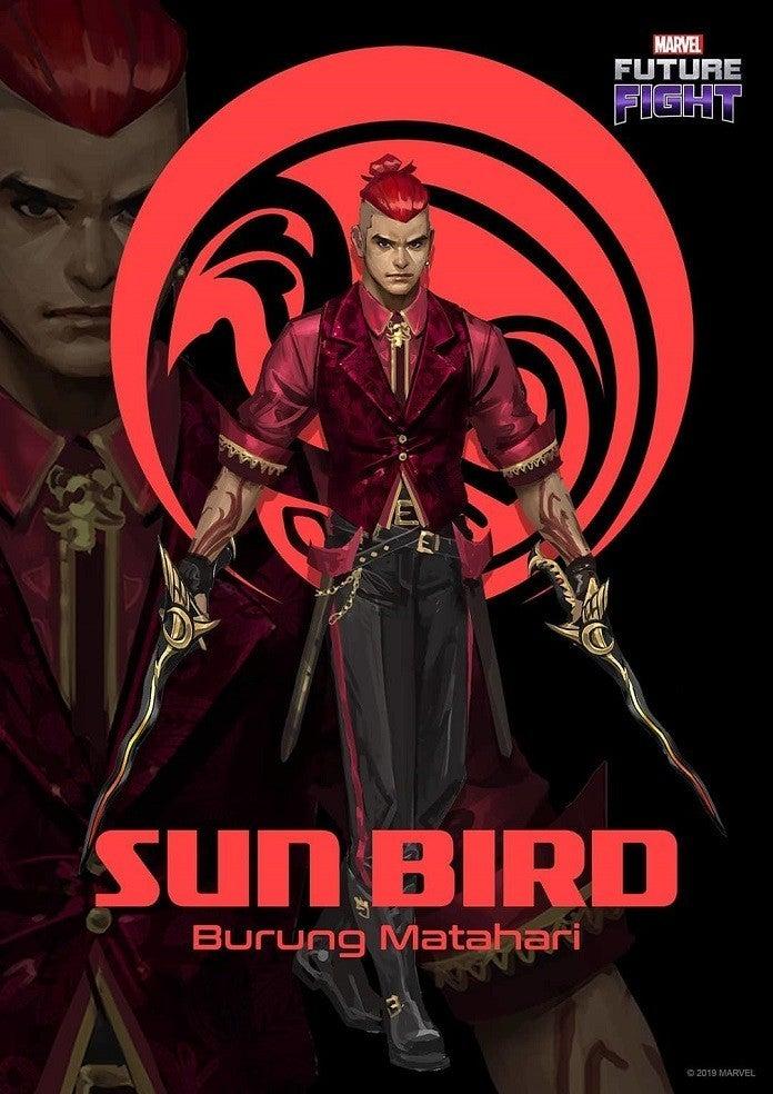 Marvel Future Fight Sun B ird