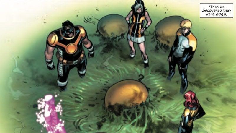 Marvel House of X Mutant Resurrection Protocols