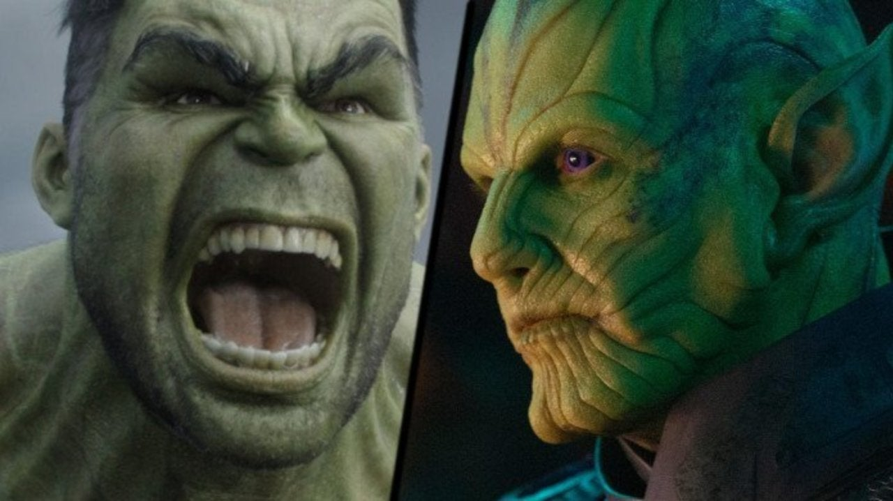 Marvel's Ben Mendelsohn Discusses Whether Talos Could Beat Hulk in a Fight