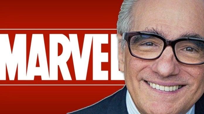 Marvel Martin Scorsese
