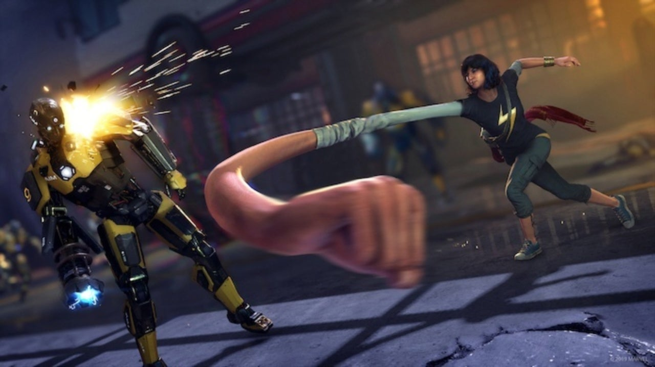 Marvel's Avengers Dev Explains Why Ms. Marvel Is The Best Melee Character in the Game