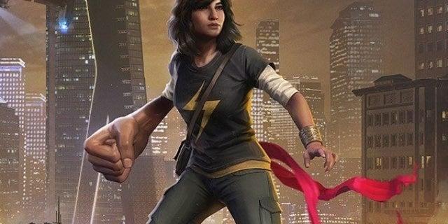 New Marvel's Avengers Figures Revealed by Hasbro