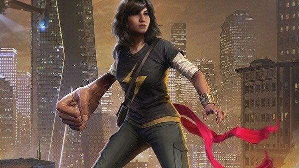 marvel's avengers kamala khan