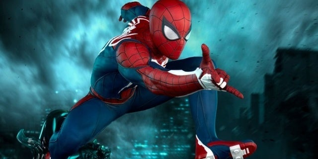 This Marvel's Spider-Man Statue Costs $1,100
