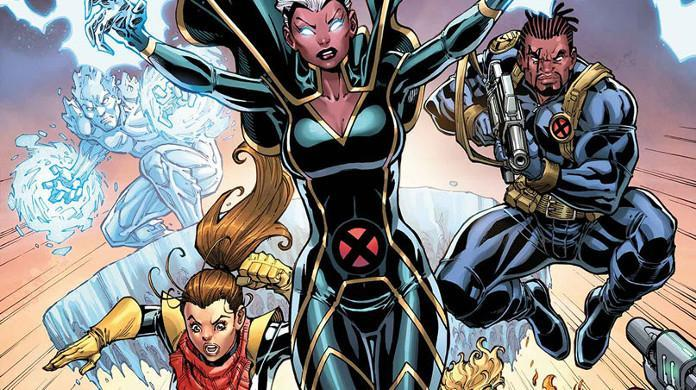 Marvel X-Men Marauders