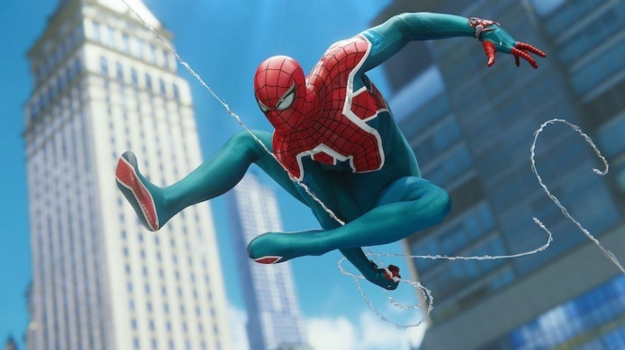 Spider-Man PS4 Art Reveals The Sequel We All Want