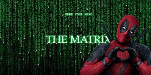 Deadpool 2 Director Wants to Return for Matrix 4
