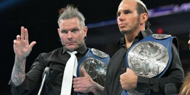 Jeff Hardy's Wife and Reby Hardy Trade Shots on Social Media Regarding His DWI Arrest