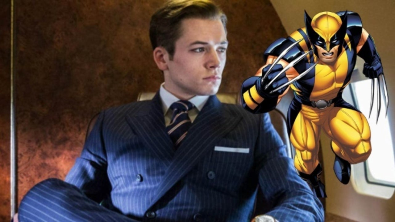 The King's Man Director Reveals What He'd Do to Get Taron Egerton the MCU Wolverine Role
