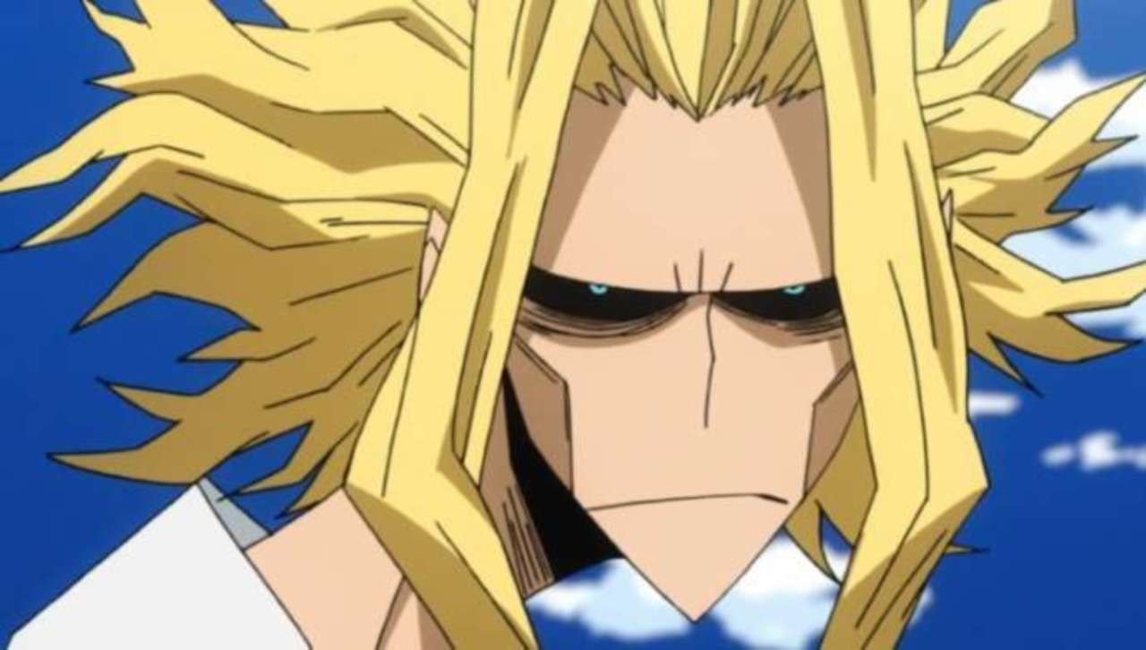 My Hero Academia Perfectly Captures Skinny All Might