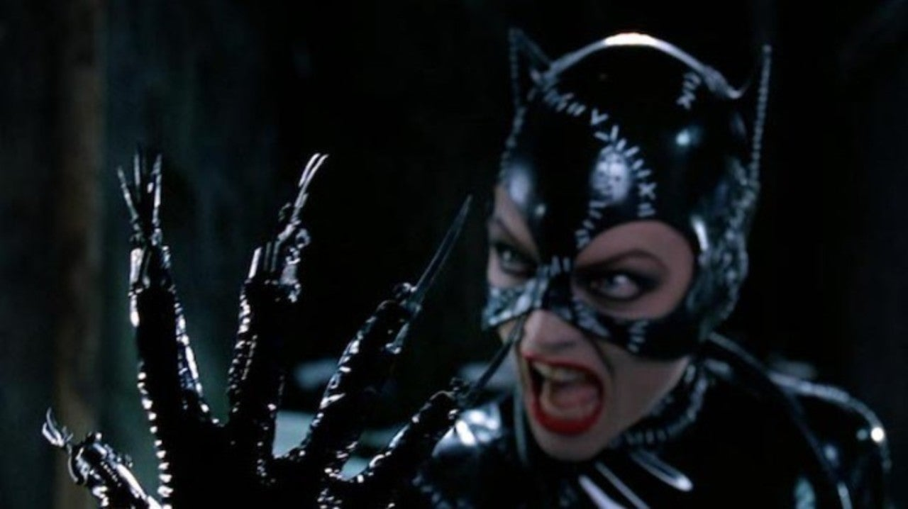 Batman catwoman actress