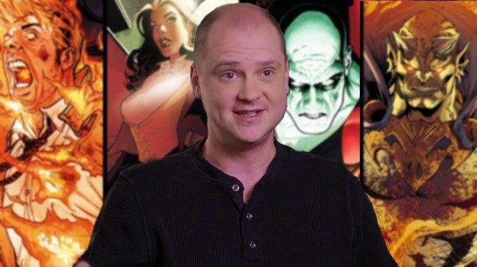 Mike Flanagan DC Movie Talks Warner Bros
