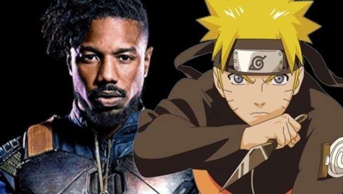 Mike Jordan Naruto