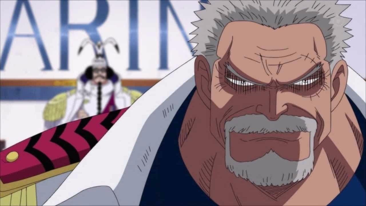 One Piece Reveals Garp's Great...