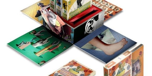 The Ultimate Monty Python's Flying Circus Complete Series Blu-ray Box Set is Live