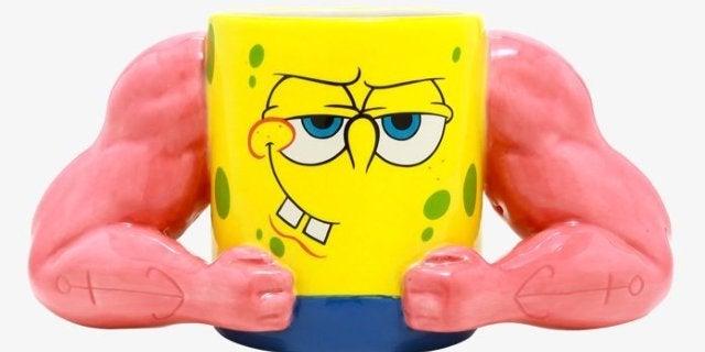 Save 20% on the Greatest SpongeBob SquarePants Mug Ever Made
