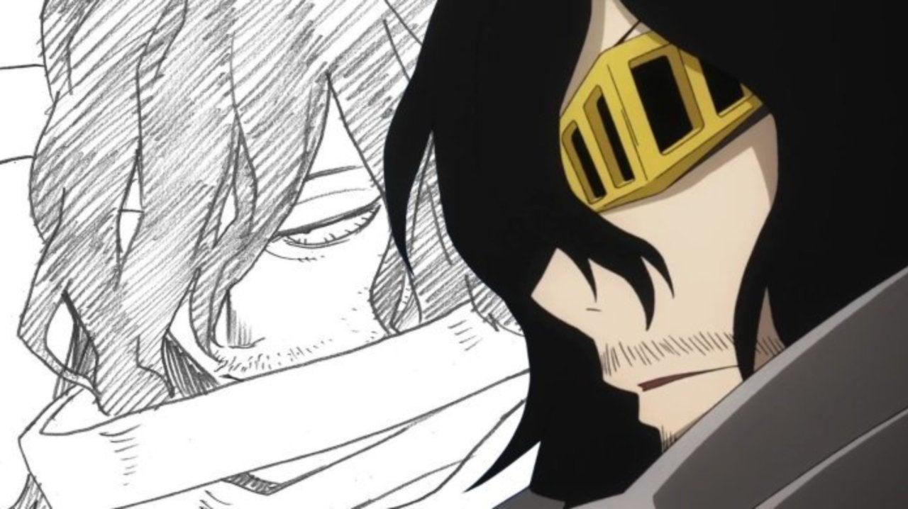 My Hero Academia Creator Honors New Aizawa Figure with Cool Sketch